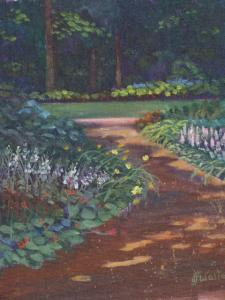Garden Path Painting